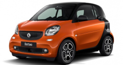 SMART fortwo coupè 52kW youngster twinamic