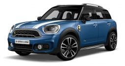 MINI Countryman Cooper S E All4 Business Autom 224cv Hybrid plugin