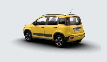 FIAT Panda City Cross Hybrid pieno